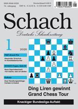 Einzelheft Schach 2020